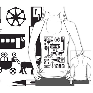 icons-of-melbourne-tank-top
