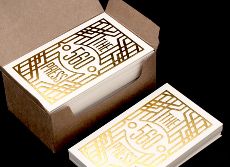 gatsby-gold-foil-business-card_melbourne