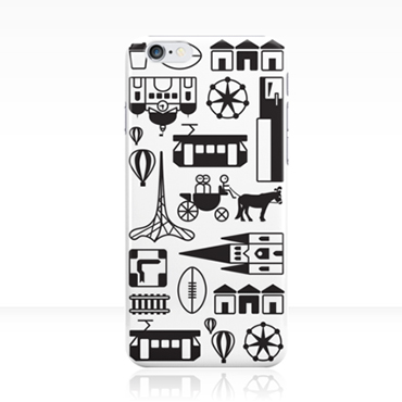 icons-of-melbourne-iphone-case