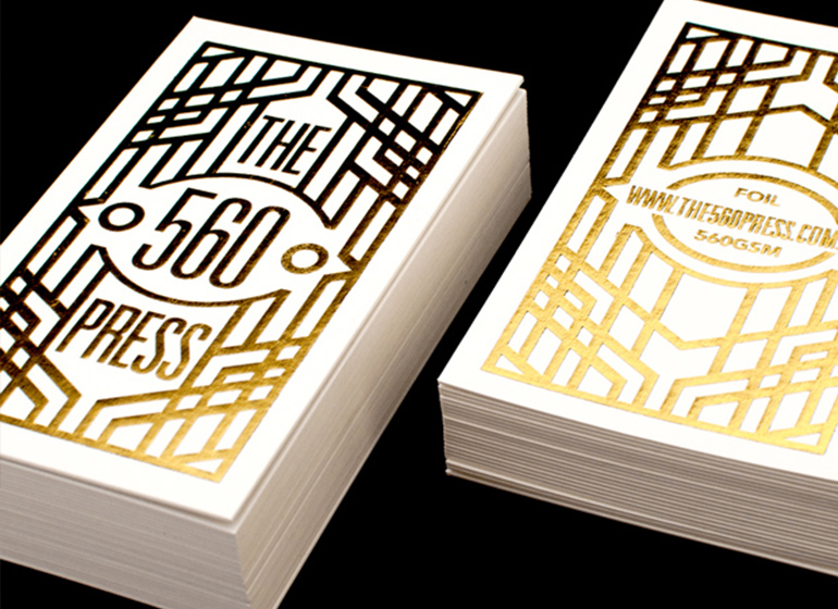 gatsby-gold-foil-business-card_graphic-design_melbourne-printer